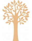 Knutselboompje lente