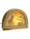 Silhouet lamp