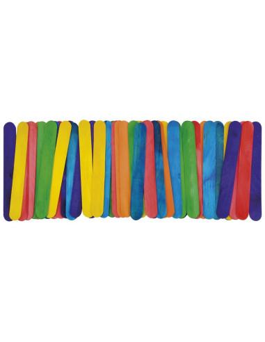 IJsstokjes XL gekleurd