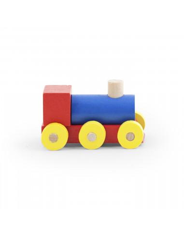 Mini puzzel trein