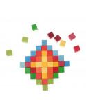Bouwblokken klein vierkant