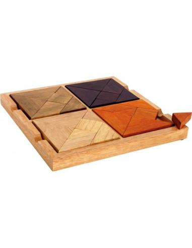 Super tangram