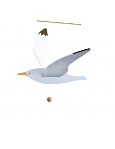 Mobiel zeemeeuw