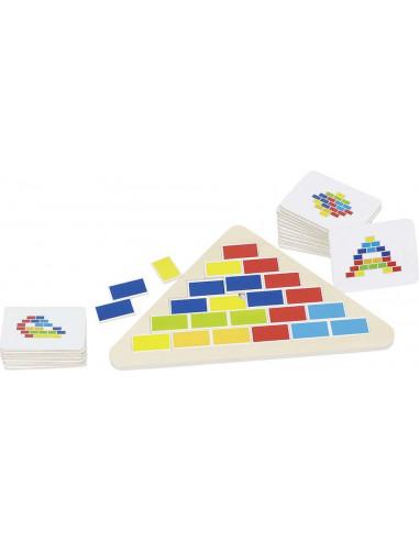 Puzzelspel vormen maken