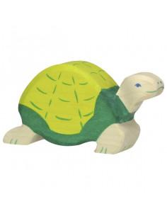 Schildpad Holztiger