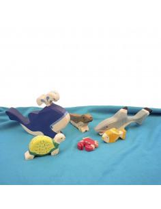 Zeedieren pakket