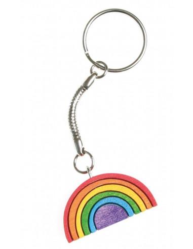 Sleutelhanger regenboog