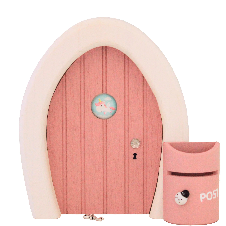 Droomtafeltje met krukjes roze Duurzaam houten speelgoed