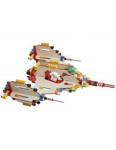 Brikkon ruimteschip