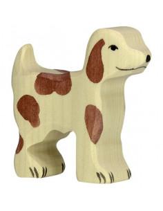 Kleine boerderijhond Holztiger