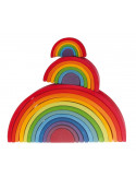 Regenboog middel