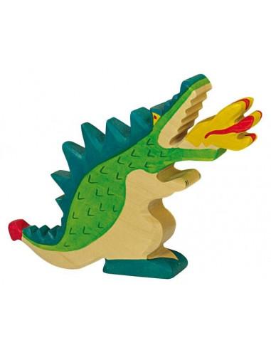 Groene draak Holztiger