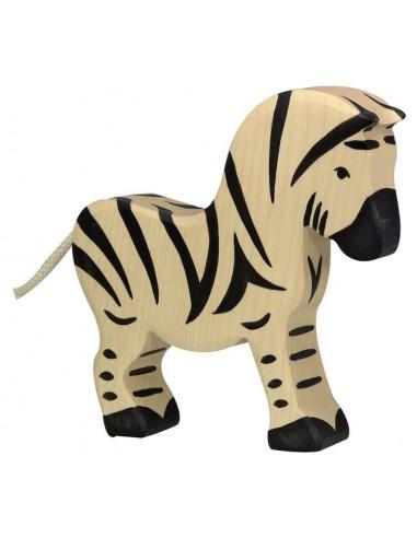 Zebra Holztiger