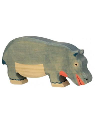 Nijlpaard Holztiger