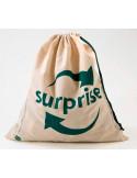 XL tas verrassings blokken en vormen