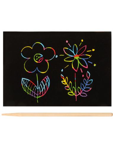 Kras & Teken kleurvellen