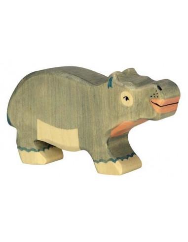 Baby nijlpaard