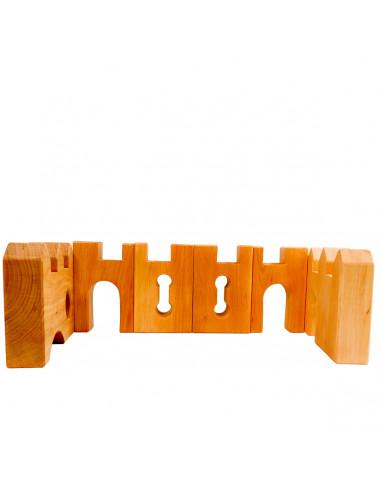 Kasteel blokken uitbreiding set