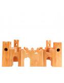 Kasteel blokken met deze uitbreiding set