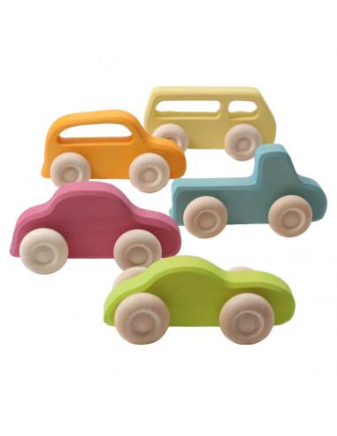 Autoset pastel