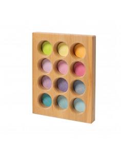 Sorteerplank Grimm's pastel