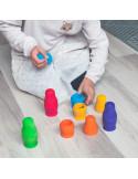 Russische poppetjes regenboog