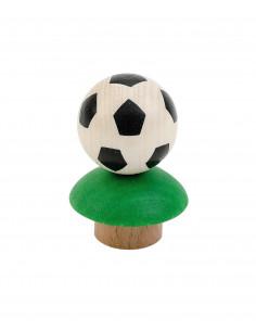 Voetbal steker