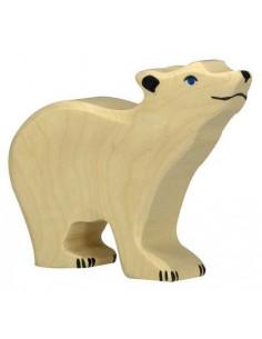 Kleine ijsbeer Holztiger