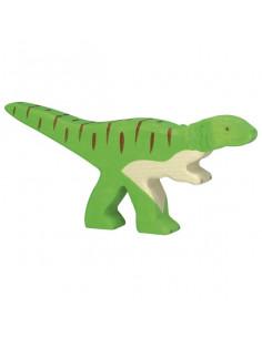 Allosaurus dinosaurus Holztiger
