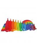 Regenboog vriendjes