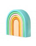 Tunnel pastel