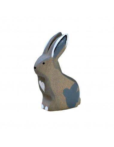 Grijs konijn Bumbu Toys