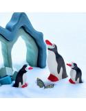 Pinguin Holztiger