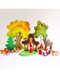 Konijn staand Bumbu Toys