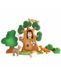 Rennende eekhoorn Bumbu Toys