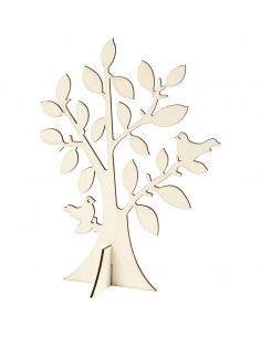 Lente knutselboom