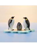 Pinguin set bumbu toys