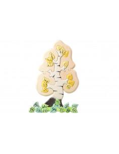 Berkenboom puzzel