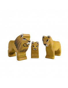 Leeuwen set Bumbu Toys