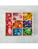 Regenboog eieren
