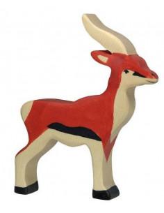 Antilope Holztiger