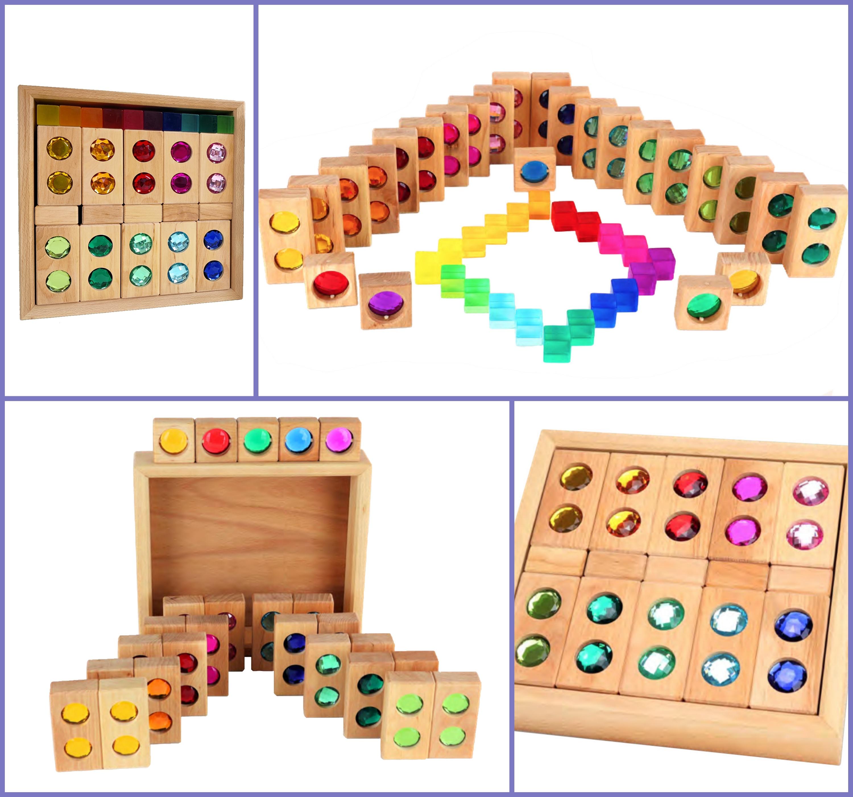 Bauspiel mixed sets
