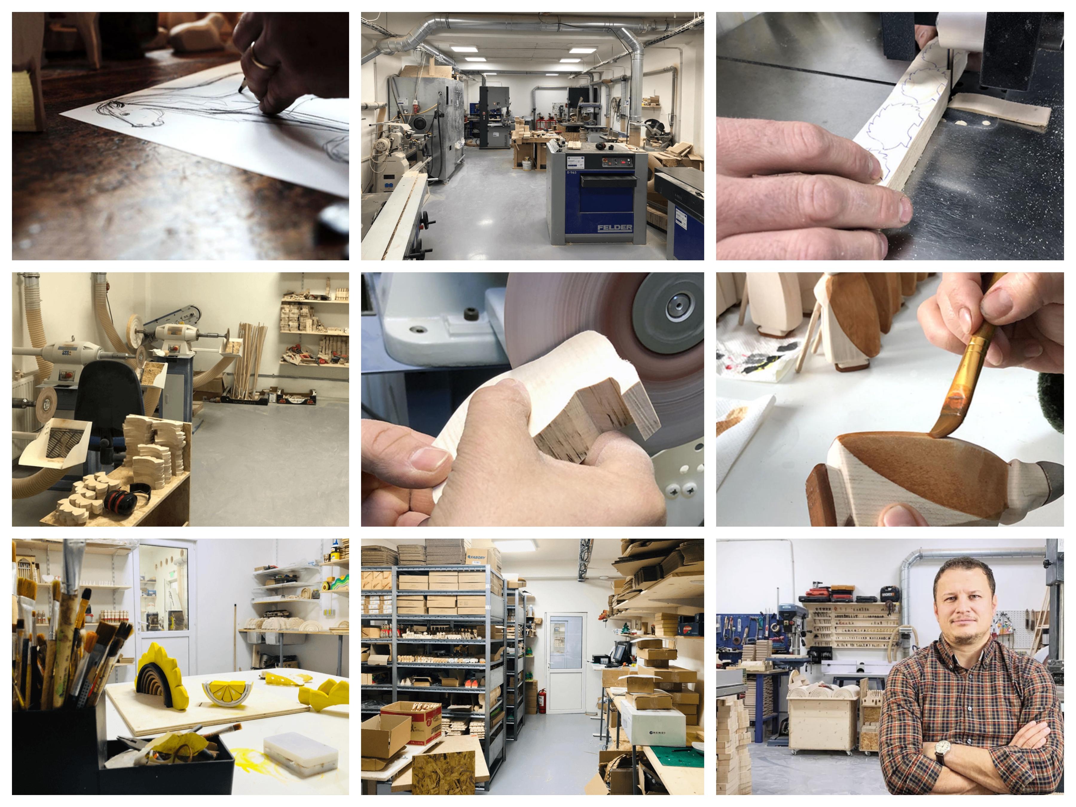 productie proces bumbu toys