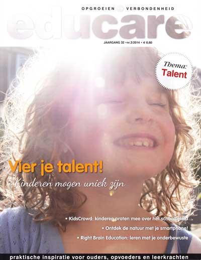 Educare cover maart 2014