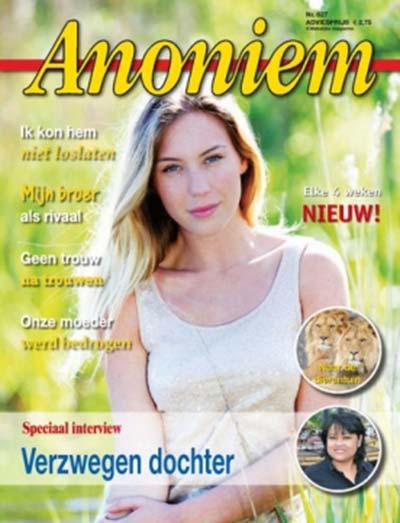 Anoniem cover