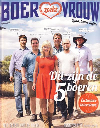 Boer zoekt vrouw cover