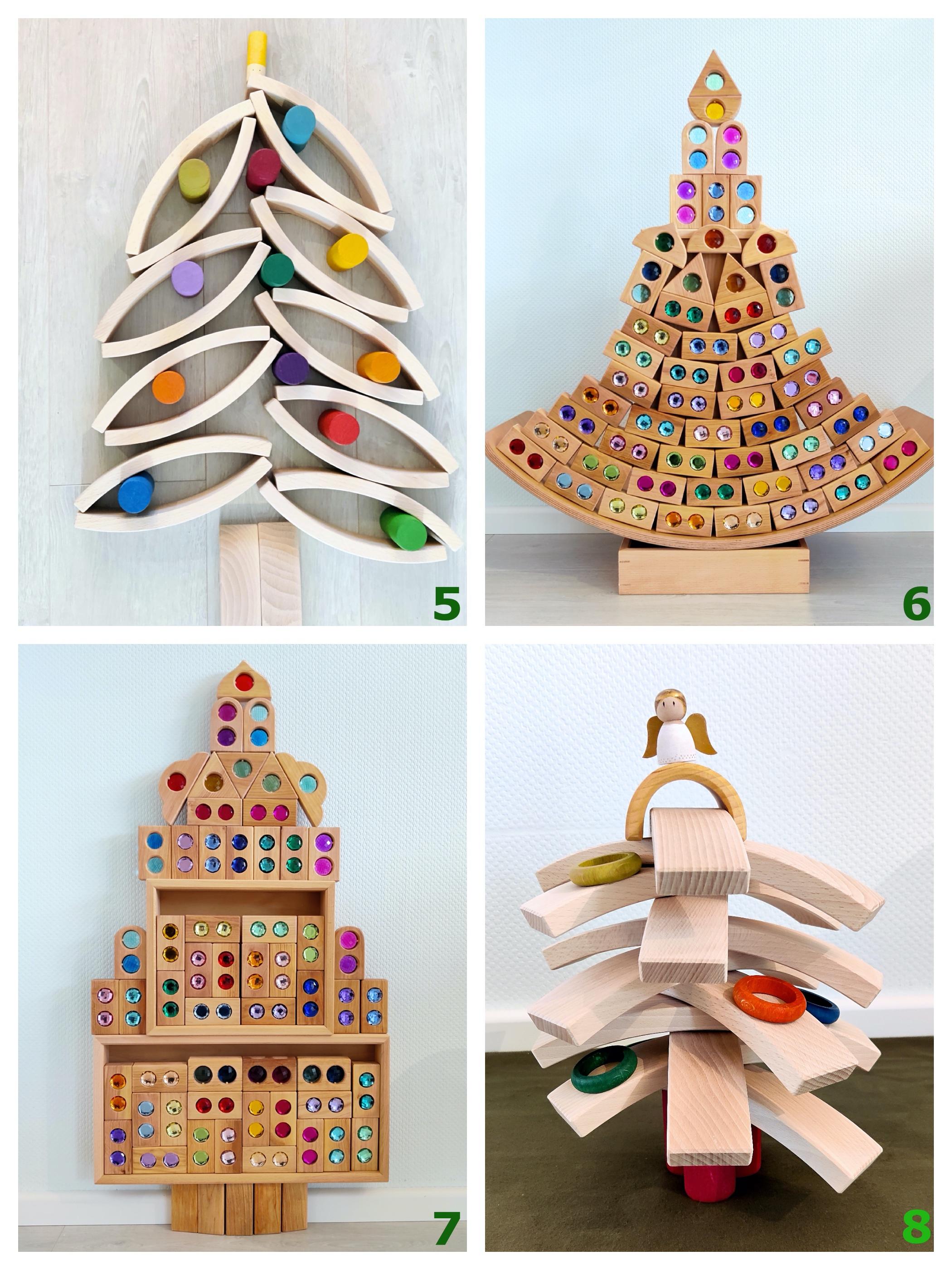 kerstbomen van speelgoed 2
