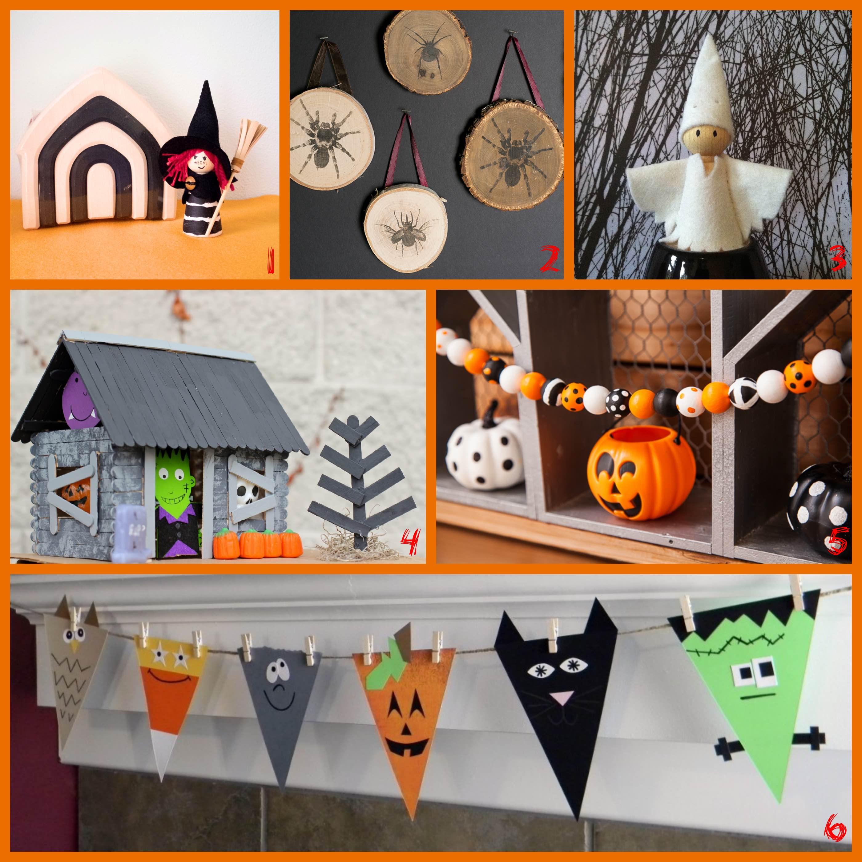 Halloween Knutseltips.Knutselen Voor Halloween Duurzaam Houten Speelgoed