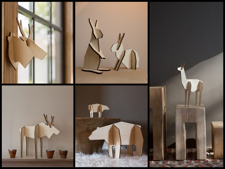 Nordic en Atelier Pierre collage