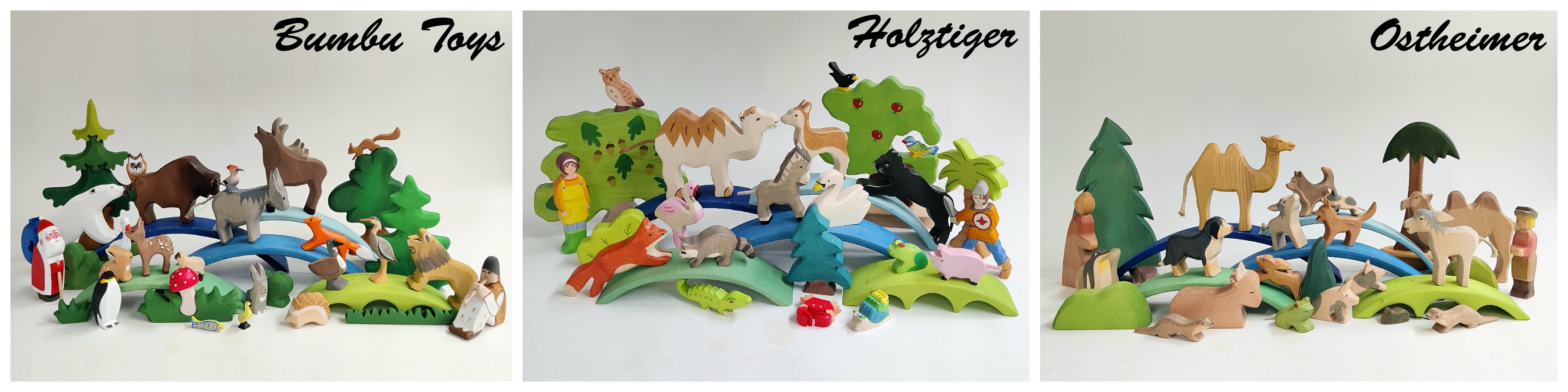Ostheimer, Holztiger, Bumbu Toys